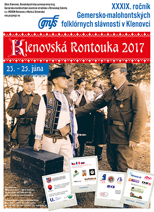 Klenovská Rontouka 2017